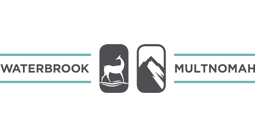 We've worked with publishers like Waterbrook Multnomah