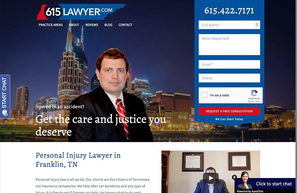 615 Lawyer After