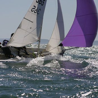 Event Websites for Sailing and Horse Back Riding Classes